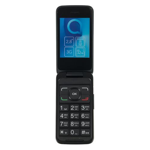 Мобильный телефон ALCATEL 3025X, серый