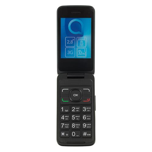 Мобильный телефон ALCATEL 3025X, синий цена и фото