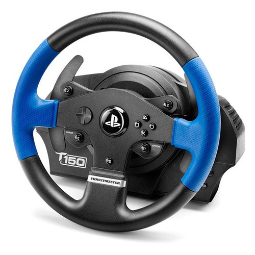 Руль THRUSTMASTER T150 RS EU PRO Version [4160696] гоночный руль thrustmaster t300 ferrari gte eu version для ps4 ps3 и pc