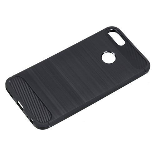 Чехол (клип-кейс) TFN Brush, для Xiaomi Mi A1, черный [tfn-rs-10-010brcbk] цена