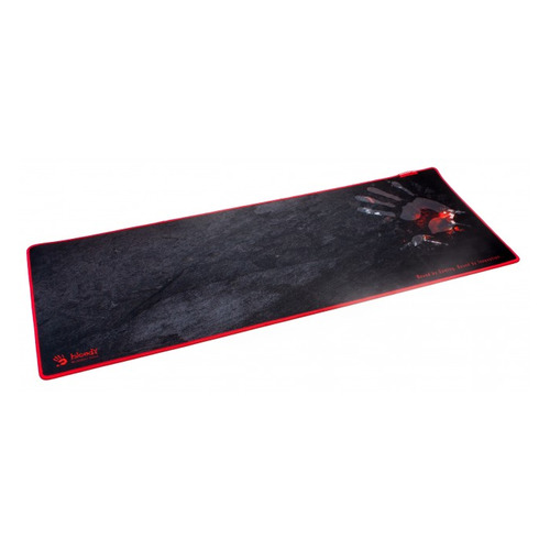 игровые коврики Коврик для мыши A4 Bloody B-088S, черный/рисунок