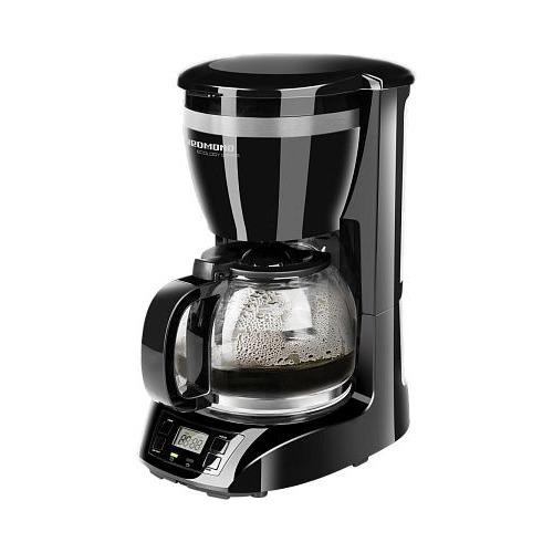 Кофеварка REDMOND RCM-1510, капельная, черный