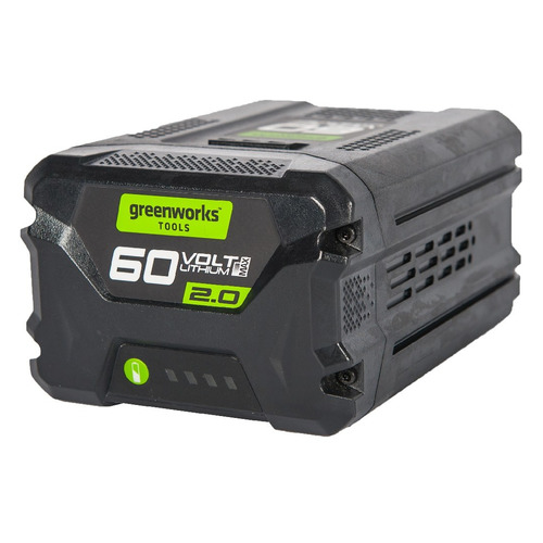 цена на Батарея аккумуляторная Greenworks G60B2 60В 2Ач Li-Ion (2918307)