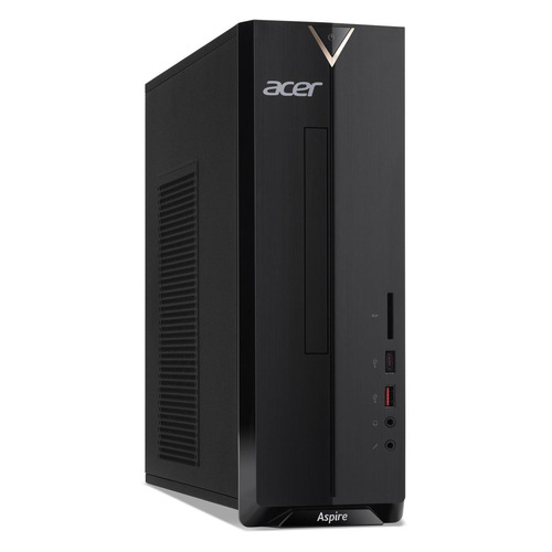 Компьютер LENOVO V520-15IKL, Intel Pentium G4560, DDR4 4Гб, 1000Гб, Intel HD Graphics 610, DVD-RW, Windows 10 Home, черный [10nk004xru] LENOVO
