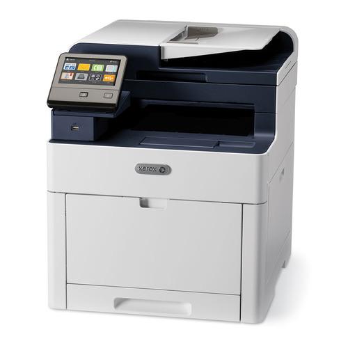 Фото - МФУ лазерный XEROX WorkCentre 6515N, A4, цветной, светодиодный, белый [6515v_n] мфу лазерный xerox workcentre wc3025ni a4 лазерный белый [3025v ni]