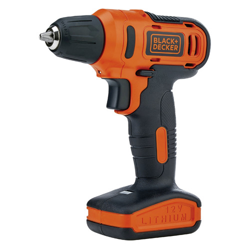 цена на Дрель-шуруповерт BLACK & DECKER LD12SP-RU, 1.5Ач