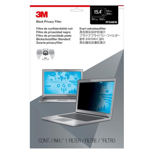 Экран защиты информации 3M PF154W1B для ноутбука 15.4