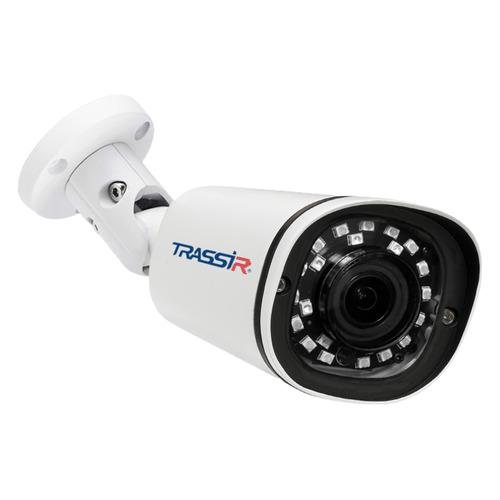Фото - Видеокамера IP TRASSIR TR-D2121IR3, 1080p, 2.8 мм, белый видеокамера ip trassir tr d2121ir3 1080p 2 8 мм белый