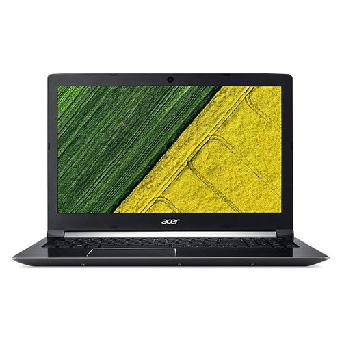 Ноутбук ACER Aspire 7 A717-72G-7469, 17.3, Intel Core i7 8750H 2.2ГГц, 8Гб, 1000Гб, nVidia GeForce GTX 1060 - 6144 Мб, Windows 10 Home, NH.GXEER.007, черный ноутбук msi ge73 8rf 093ru intel core i7 8750h 2200 mhz 17 3 3840x2160 32768mb 512gb hdd dvd нет nvidia geforce gtx 1070 wifi windows 10 home