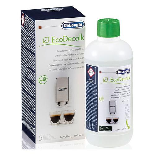 Очиститель от накипи DELONGHI DLSC500, для кофемашин, 500мл [5513296051]