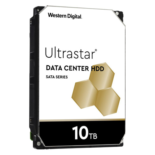 "Жесткий диск WD Ultrastar DC HC510 HUH721010ALE604, 10Тб, HDD, SATA III, 3.5"" [0f27454] 2018 new heat not fire vape pen hitaste original quick 2 0 heat without burn electronic cigarette for iqos heets"