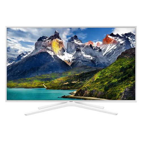 Фото - LED телевизор SAMSUNG UE49N5510AUXRU FULL HD (1080p) кеды мужские vans ua sk8 mid цвет белый va3wm3vp3 размер 9 5 43