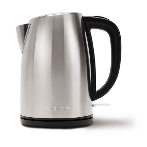 Чайник электрический POLARIS PWK 1870CA, 2200Вт, серебристый матовый цена и фото