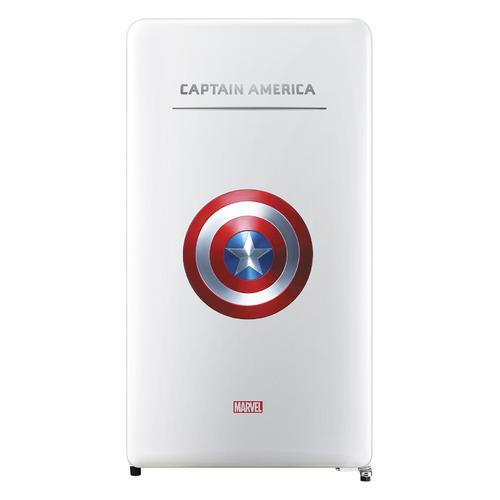лучшая цена Холодильник DAEWOO FN-15CA, однокамерный, белый/рисунок