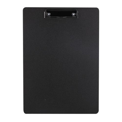 купить Папка клип-борд Deli EF75422 A4 полипропилен вспененный черный 24 шт./кор. дешево