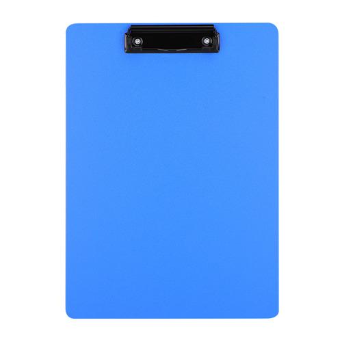 купить Папка клип-борд Deli EF75432 A4 полипропилен вспененный синий 24 шт./кор. дешево