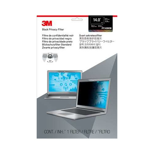 Экран защиты информации 3M PF140W9B для ноутбука 14