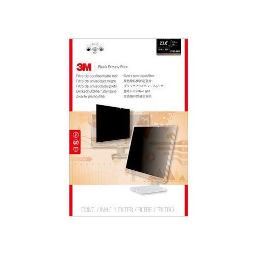 """Экран защиты информации 3M PF238W9B для монитора 23.8"""", 16:9, черный [7100036576]"""