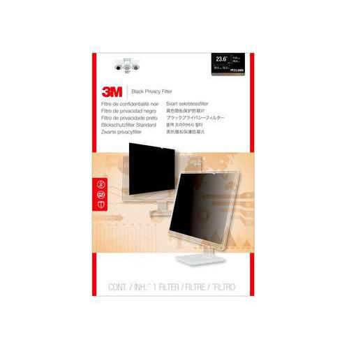 Экран защиты информации 3M PF236W9B для монитора 23.6