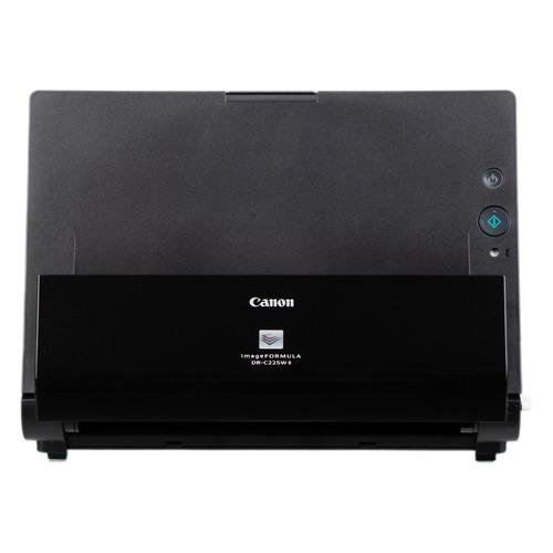 Сканер CANON image Formula DR-C225W II черный [3259c003] недорого