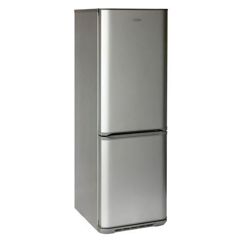Фото - Холодильник БИРЮСА Б-M320NF, двухкамерный, нержавеющая сталь холодильник бирюса б m70 однокамерный нержавеющая сталь