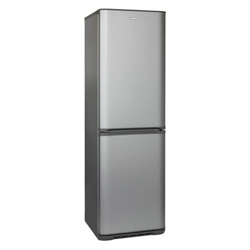 лучшая цена Холодильник БИРЮСА Б-M340NF, двухкамерный, нержавеющая сталь