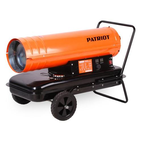 Тепловая пушка дизельная PATRIOT DTС 368, 36кВт оранжевый [633703037] цена и фото