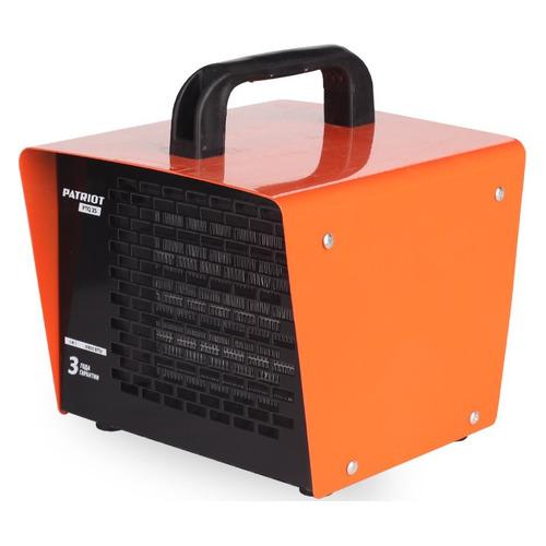 Тепловая пушка электрическая PATRIOT PTQ 2S, 2кВт оранжевый [633307204]