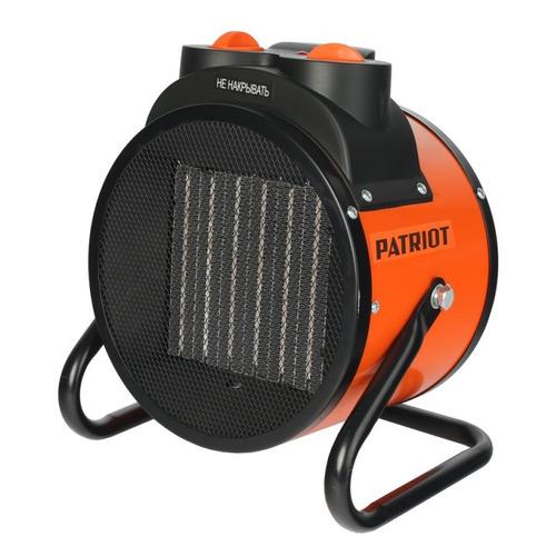 Тепловая пушка электрическая PATRIOT PTR 5S, 3кВт оранжевый [633307207] воздушный компрессор patriot ptr 80 260а