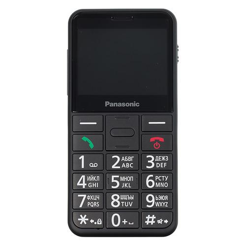 Мобильный телефон PANASONIC TU150, черный