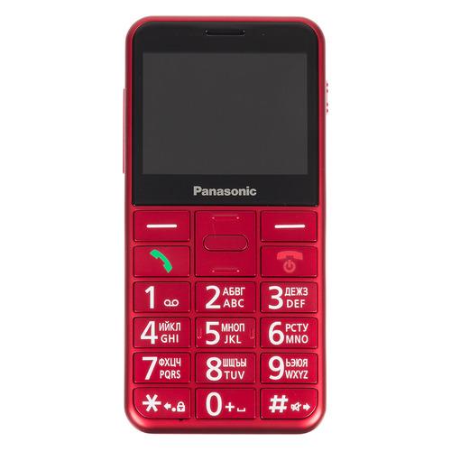 Мобильный телефон PANASONIC TU150, красный