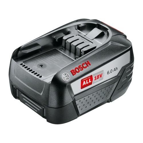 Фото - Батарея аккумуляторная Bosch PBA W-C 18В 6Ач Li-Ion (1600A00DD7) набор bosch аккумулятор 18в 6ач li ion pba 1600a00dd7 рюкзак 1 619 m00 k04