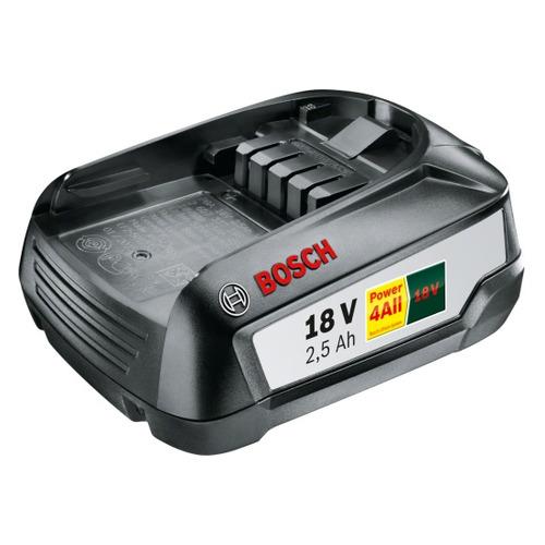 Батарея аккумуляторная Bosch PBA W-B 18В 2.5Ач Li-Ion (1600A005B0) батарея щелочная lr20 2b fu w w