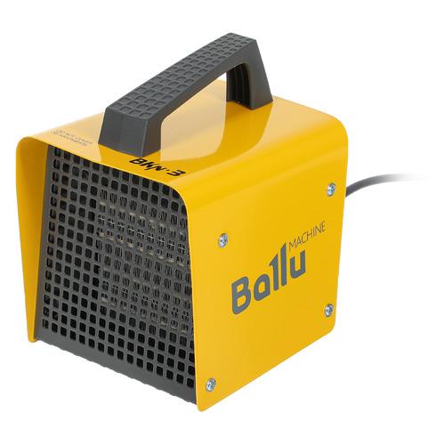 Тепловентилятор BALLU BKN-3, 2200Вт, желтый [нс-1117325]
