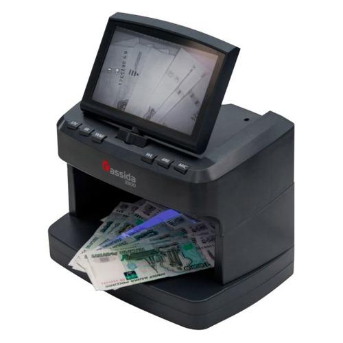 цена на Детектор банкнот Cassida 2300 DA просмотровый мультивалюта