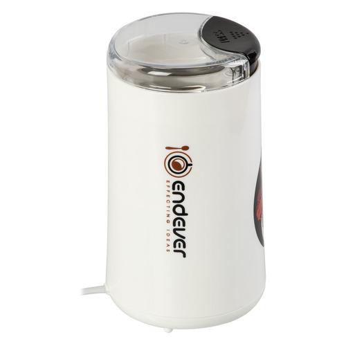 Кофемолка ENDEVER Costa-1053, белый [80249]