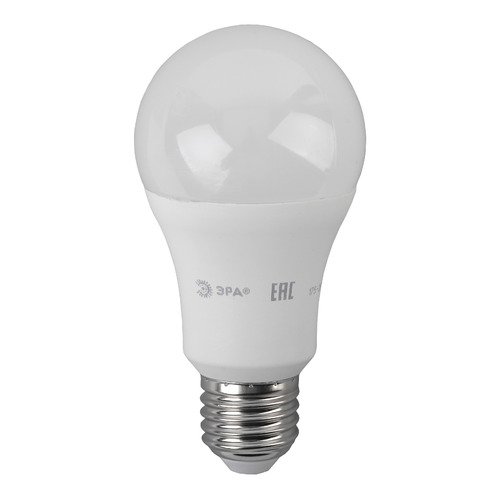 Лампа ЭРА A60-17W-860-E27, 17Вт, 1360lm, 30000ч, 6000К, E27, 3 шт. [б0031701] стоимость