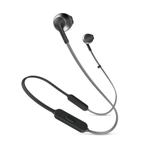 цена на Наушники с микрофоном JBL T205BT Lifestyle, Bluetooth, вкладыши, черный [jblt205btblk]