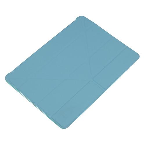 цена на Чехол для планшета BORASCO Apple iPad 2017/2018, бирюзовый [22030]