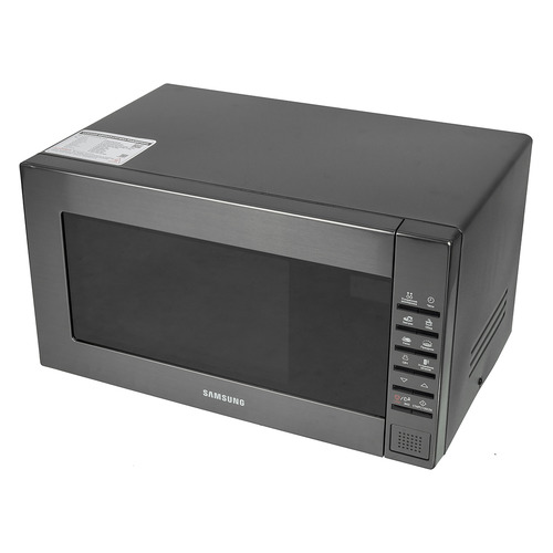 Фото - Микроволновая печь SAMSUNG ME88SUG/BW, 800Вт, 23л, черная сталь микроволновая печь samsung ge 83krw 1 bw