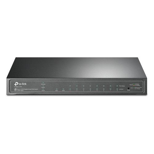 Коммутатор TP-LINK JetStream T1500G-10PS, T1500G-10PS коммутатор tp link jetstream t1700g 28tq
