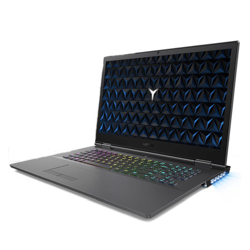 Ноутбук LENOVO Legion Y730-17ICH, 17.3, IPS, Intel Core i5 8300H 2.3ГГц, 8Гб, 256Гб SSD, nVidia GeForce GTX 1050 Ti - 4096 Мб, Free DOS, 81HG002PRU, черный бра brizzi bb 03203 2 chrome