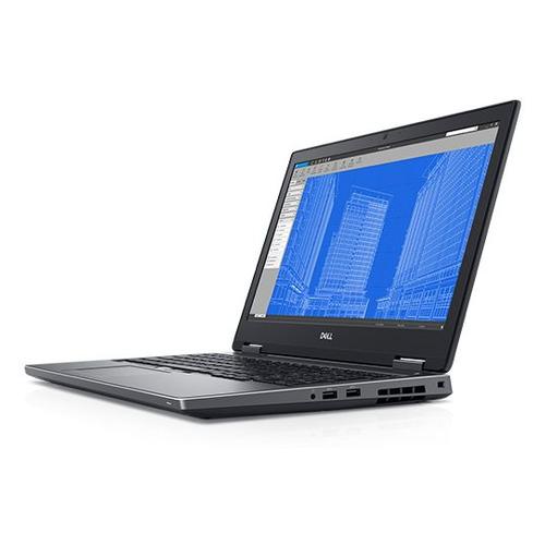 """Ноутбук DELL Precision 7730, 17.3"""", Intel Core i9 8950HK 2.9ГГц, 32Гб, 512Гб SSD, nVidia Quadro P4200 - 8192 Мб, Windows 10 Professional, 7730-7006, черный цены онлайн"""