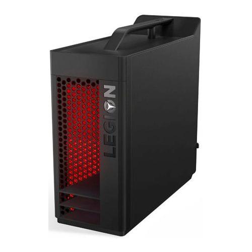 Компьютер LENOVO Legion T530-28APR, AMD Ryzen 5 2400, DDR4 8Гб, 1000Гб, NVIDIA GeForce GTX 1050 - 2048 Мб, DVD-RW, Windows 10, черный [90jy000vrs] цена в Москве и Питере