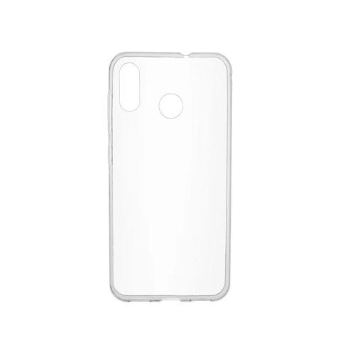 Чехол (клип-кейс) BORASCO для Asus ZenFone Max Pro M1 ZB602KL, прозрачный [34658]