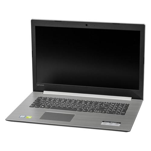 Ноутбук LENOVO IdeaPad 330-17IKBR, 17.3, Intel Core i3 8130U 2.2ГГц, 8Гб, 128Гб SSD, nVidia GeForce Mx150 - 2048 Мб, Windows 10, 81DM005DRU, серый ноутбук lenovo ideapad 320 15ikbn 15 6 1920x1080 intel core i3 7130u 1 tb 4gb nvidia geforce gt 940mx 2048 мб серый windows 10 home 80xl03u1ru
