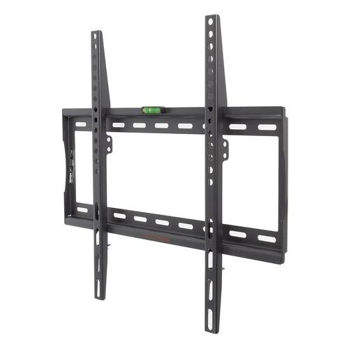 Кронштейн для телевизора Arm Media STEEL-3 new черный 22-65 макс.50кг настенный фиксированный кронштейн arm media steel 1 черный для led lcd тв 32 90 настенный 0 ст свободы от стены 25 мм vesa 600x400 до 60кг