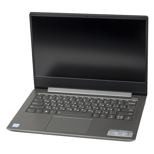 Ноутбук LENOVO IdeaPad 330S-14IKB, 14, IPS, Intel Core i5 8250U 1.6ГГц, 8Гб, 128Гб SSD, Intel UHD Graphics 620, Free DOS, 81F4013LRU, серый