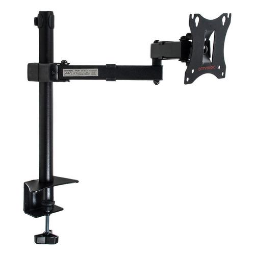 Кронштейн для мониторов Arm Media LCD-T03 черный 15-32 макс.7кг настольный поворот и наклон верт.п кронштейн arm media lcd t51 черный для мониторов 15 32 настольный поворот и наклон max 10 кг