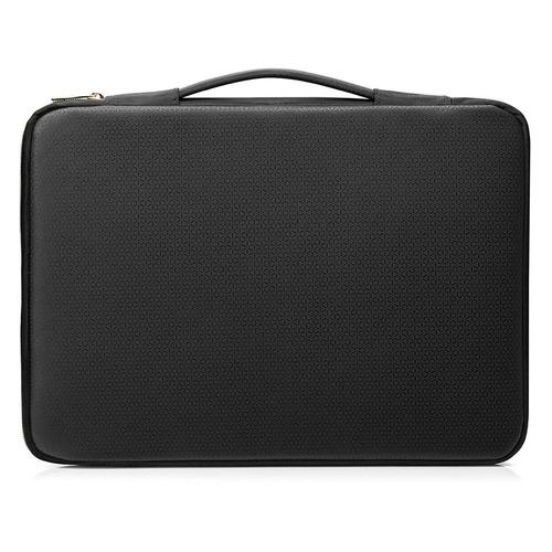 Чехол для ноутбука 15 HP Carry Sleeve, черный/золотистый [3xd35aa]